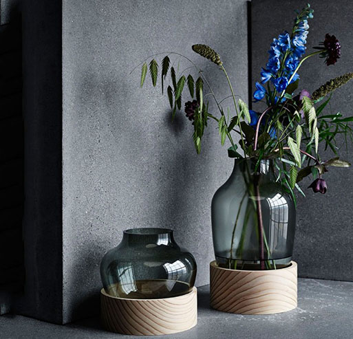 High and Low Vases