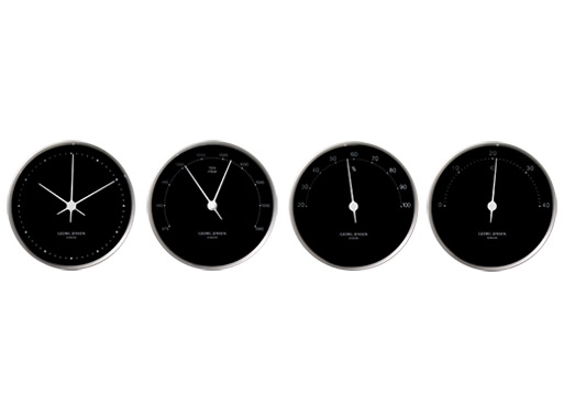 Koppel Clocks from Jensen