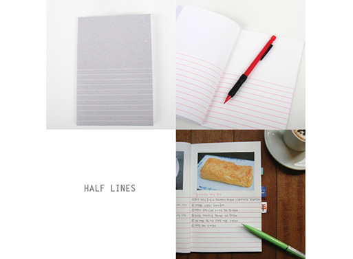 Lines Notebooks