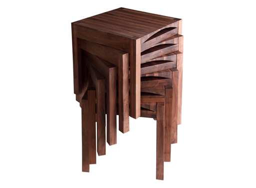 Metamorphic Stool