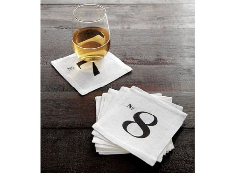 number-cocktail-napkins