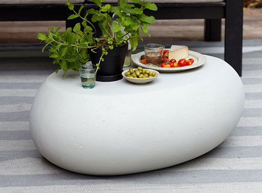 Pebble Coffee Table Coffee Tables Better Living Through Design - West elm pebble coffee table