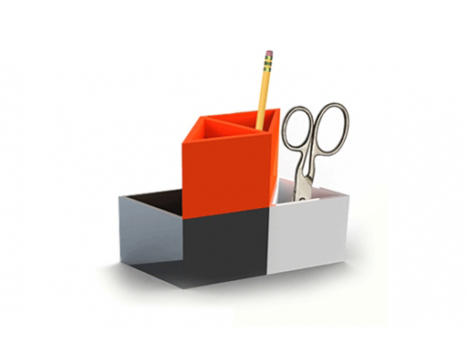 Rhombin Desk Organizer