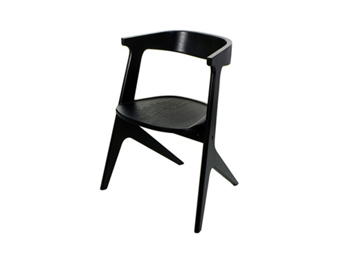 Slab Chair black