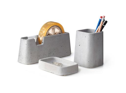 Solid Desk Accessories
