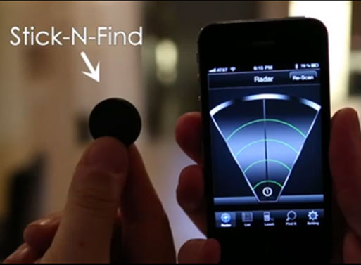 Stick-N-Find