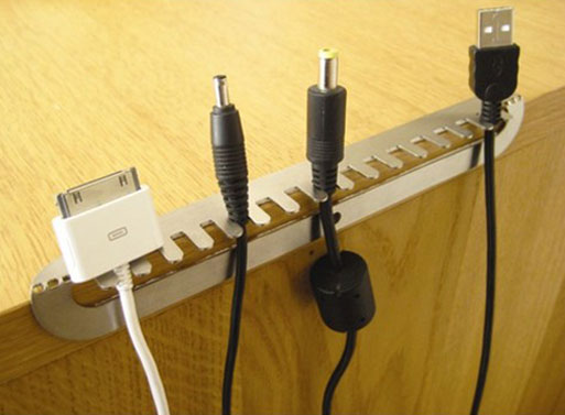 Toothy Cable Tidy Accessories Better Living Through