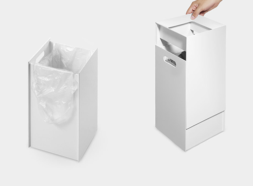 Veil Trash Can