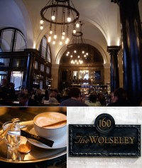The Wolseley, London