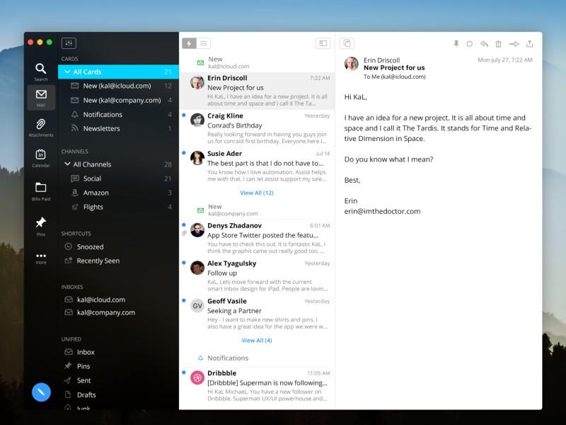 17 Best Desktop Email Clients for Mac \u2013 Better Tech Tips