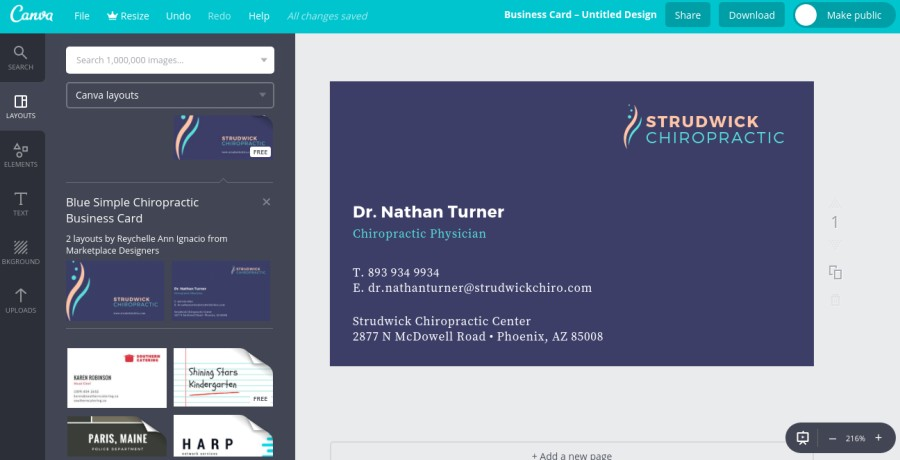 5 Best Online Business Card Makers You Can Use for Free \u2013 Better
