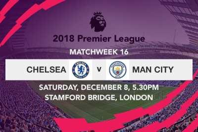 Chelsea FC » Bilanz gegen Manchester City