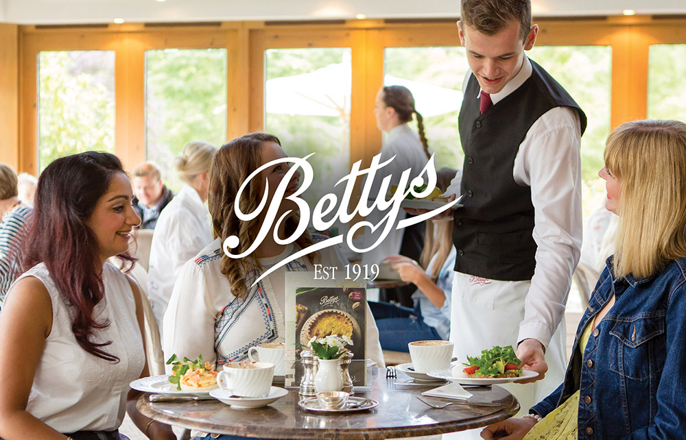 Full-time Coffee Shop Assistant \u2013 Bettys  Taylors