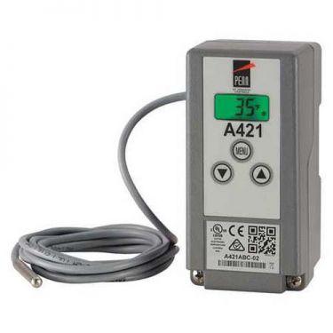 Johnson Controls A421AEJ-02C Weathertight Electronic Temperature