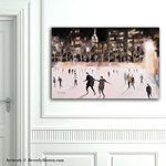Special Offer: Ice Skating in Bryant Park