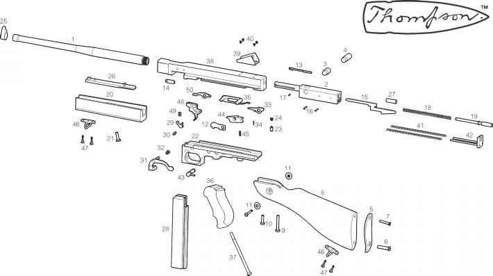 the sight 1911 schematics page