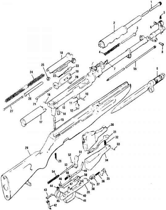 sks schematic