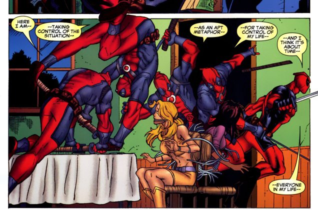 Ten Reasons I Love Cable And Deadpool Beware Of Magpies