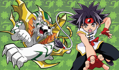 Nintnedo Fall Wallpapers Ray And Driger Beyblade Org