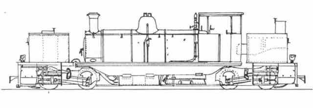 darj009jpg (640×222) Garratt Locomotives Pinterest Locomotive - lined chart paper