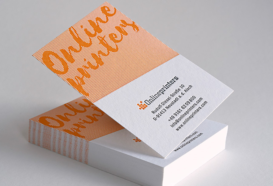 Cooperation Letterjazz\u0027s letterpress business cards now available