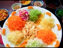 Yusheng, the Most Auspicious Chinese New Year Meal You've (Probably) Never Had