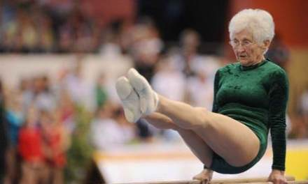 Grow Old; Grow Strong: The Story of an 88-Year-Old Gymnast