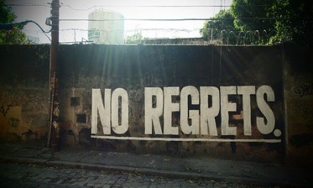 Putting Your Regrets to Work