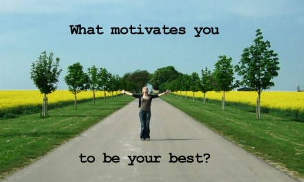 What Motivates You: Finding Your Why