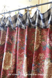 Gallery - Cafe Curtains & Sill Length Panels - Beyond the ...