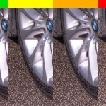 HDR Comparison of detail