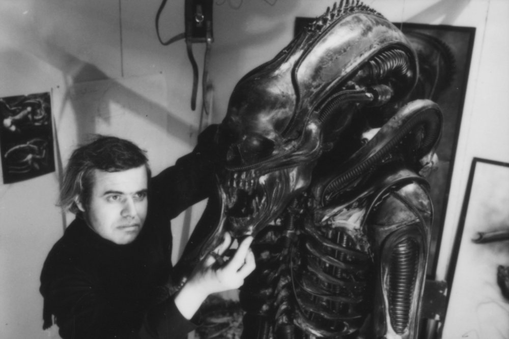 H.R. Giger's alien: in pictures | BFI