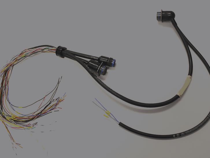 hardware wire harness board