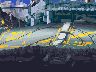 Background HQ :: Megaman X5 - Intro Stage
