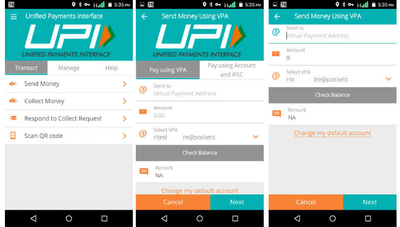 Demonetization How to get started with UPI apps and go cashless to