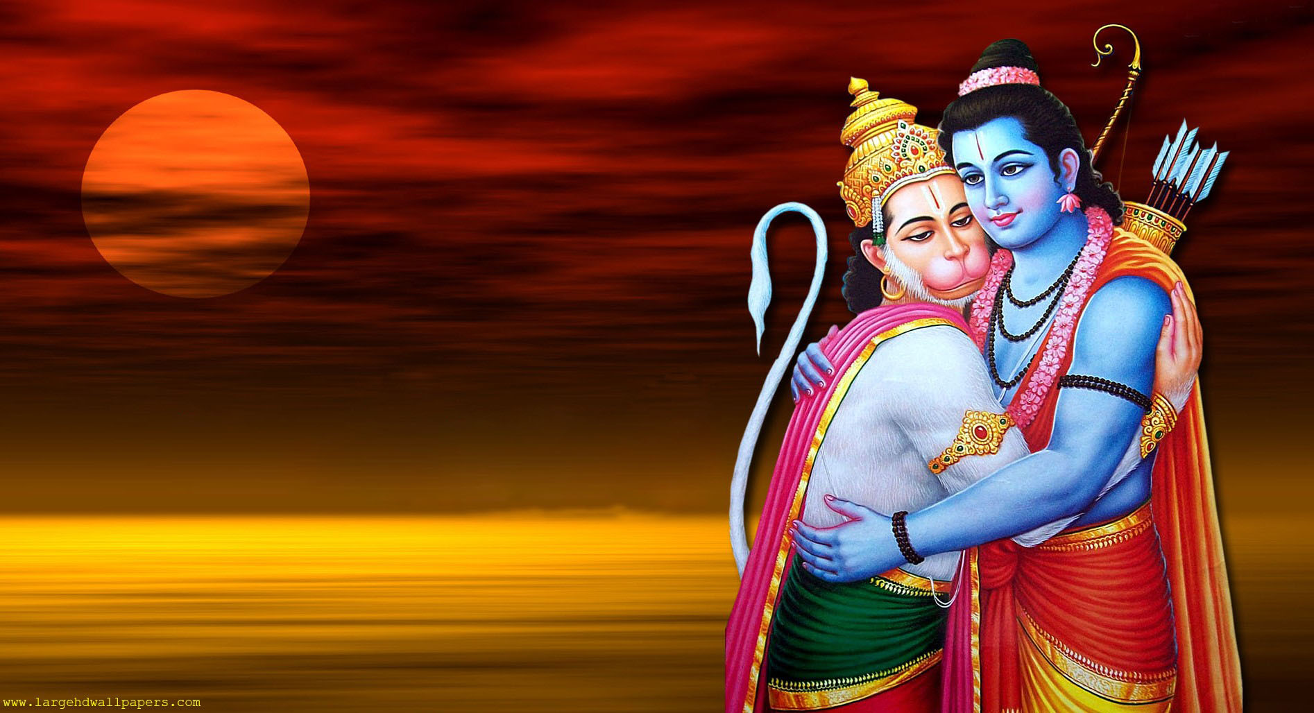 3d Radha Krishna Wallpaper Download Download Free Hd Wallpapers Of Shree Ram Ramji