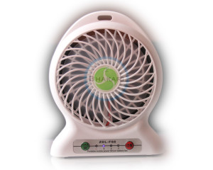 portable fan 2200mah battery
