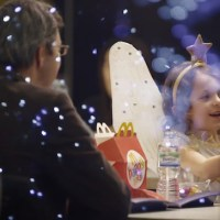 McDonalds - 'Somewhere near you' Christmas ad: great copywriting for TV