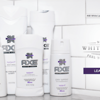 Axe White Label: 'chick magnet' with subtlety
