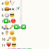 Whatsapp Puzzles: Guess Lord Krishna's Names From Emoticons and Smileys