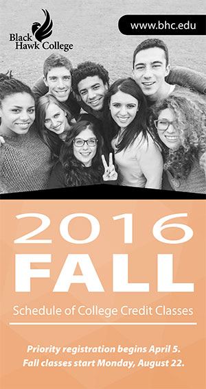 Fall 2016 Schedule