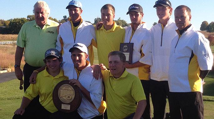 Golf Team 2014