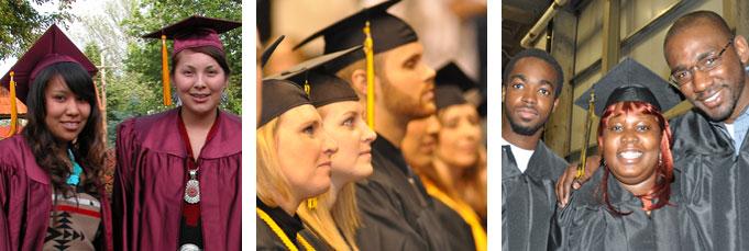 Graduation at BHC