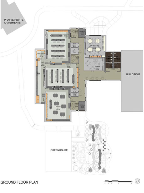 east science lab plans