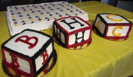 Anyone want cake?