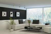Ask a Pro Q&A: Is Black Paint Too Dark for Walls? | Better ...