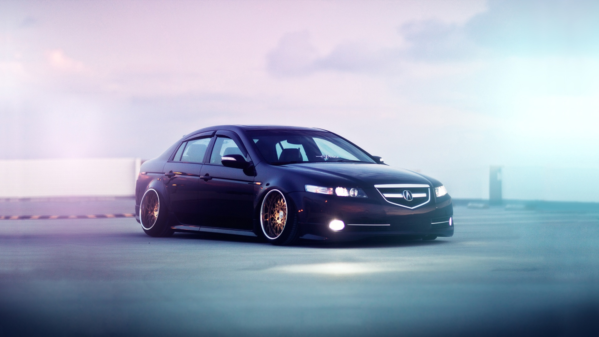Destop Wallpaper Cars Acura Tl Stance Wallpapers 1920x1080 361352