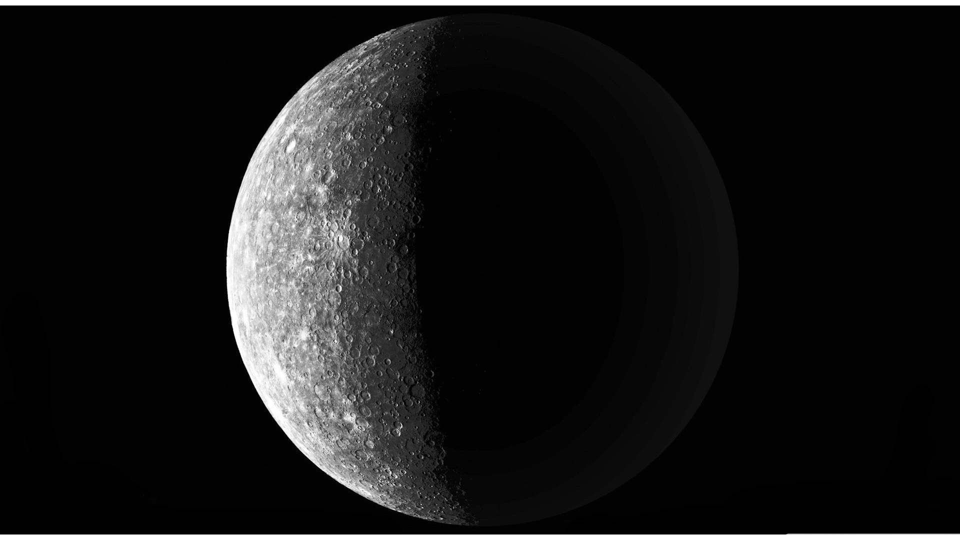 Os X Wallpapers Hd Mercury Planet Wallpapers 1920x1080 226364