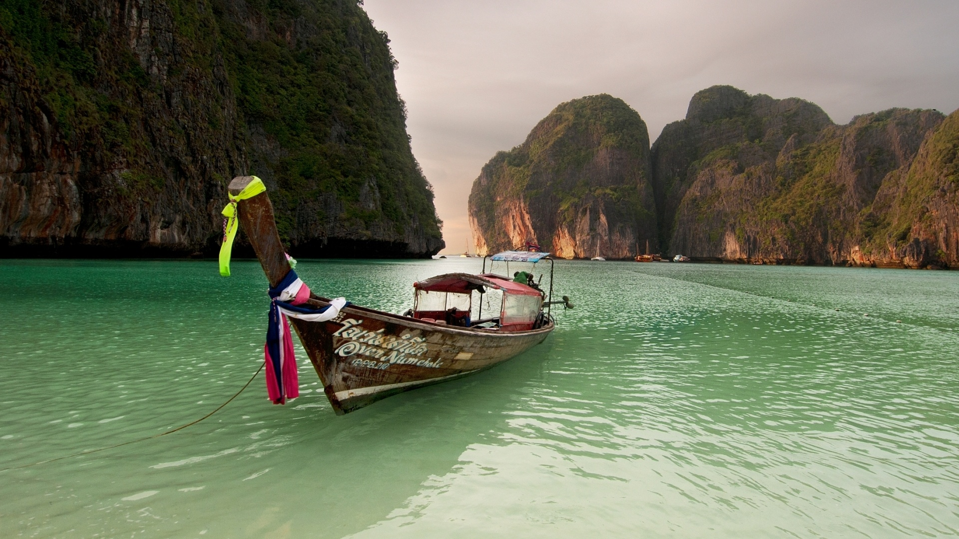Os X Wallpapers Hd Pasture Phi Phi Thailand Wallpapers 1920x1080 817057