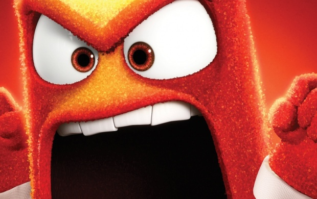 Ios Animated Wallpaper Anger Inside Out 2015 Wallpapers